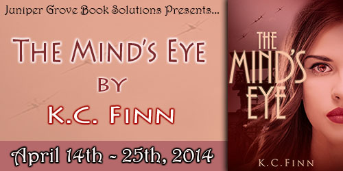 5 Star Review & Giveaway - The Mind's Eye by K.C. Finn