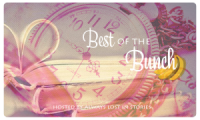 August Wrap-Up – Best of the Bunch