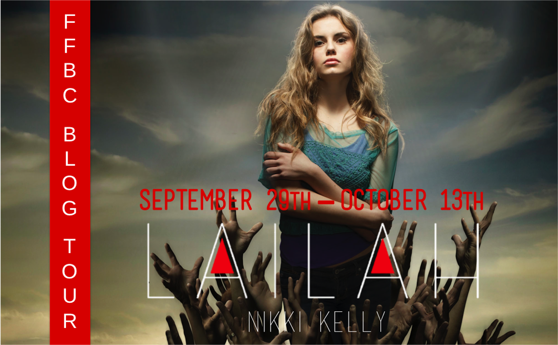 Review & Giveaway - Lailah by Nikki Kelly