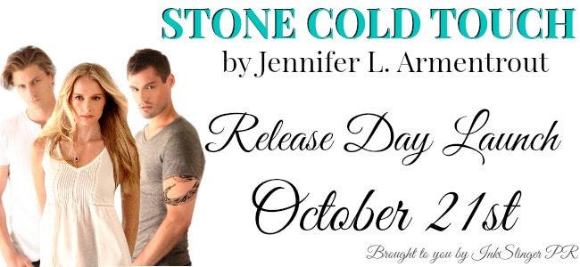 Release Day Review - Stone Cold Touch by Jennifer L. Armentrout