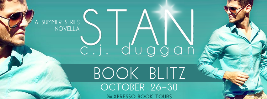 Release Day Review & Giveaway - Stan by C.J. Duggan