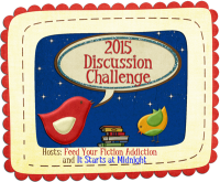 2015 Book Blog Discussion Challenge Sign-Up!