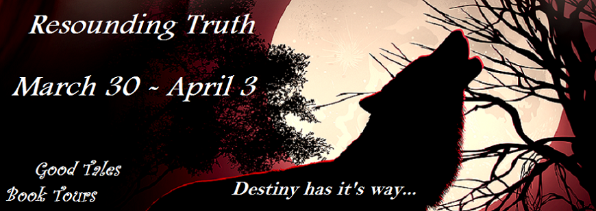 Resounding Truth by Kate Thomas - Feature & Giveaway