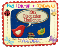 May 2015 Discussion Challenge Link-up (& Giveaway)