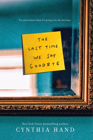 Last Time We Say Goodbye