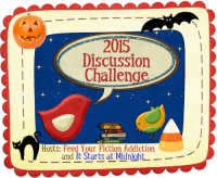 October Discussion Challenge Link-Up and Giveaway
