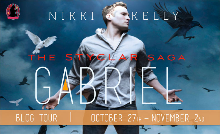 Gabriel by Nikki Kelly - Review & Giveaway