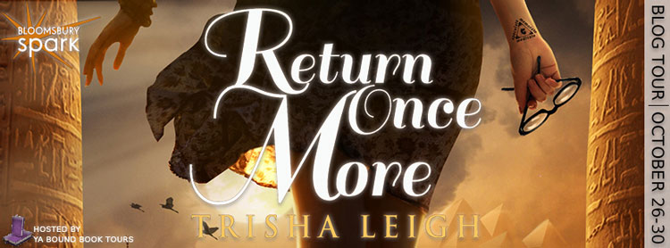 Return Once More by Trisha Leigh - Review & Giveaway