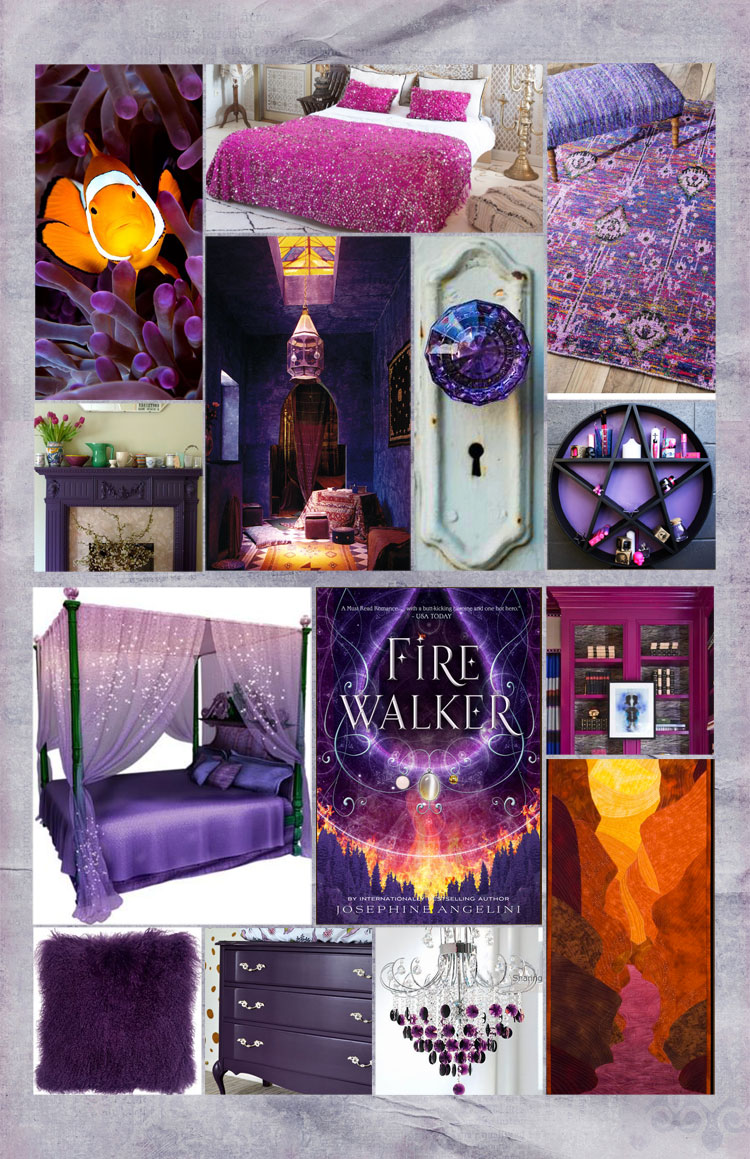 Firewalker-Collage