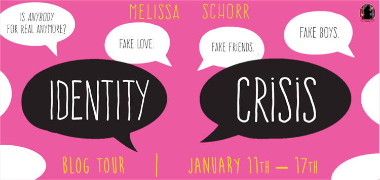 Identity Crisis by Melissa Schorr - Review & Giveaway