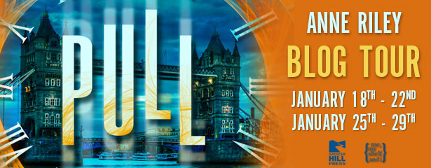 Pull by Anne Riley - Review & Giveaway