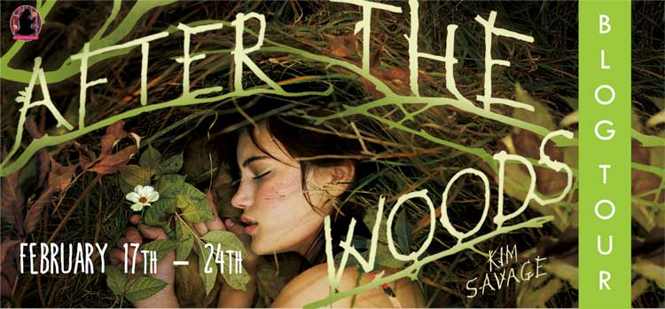After the Woods by Kim Savage - Traveling ARC Review, Favorite Quotes and Giveaway!