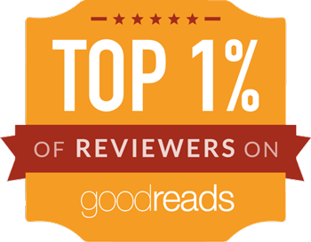 Goodreads 1 Percent!