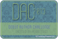 Debut Authors Challenge Update – My first ARC and a win!!