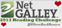 Challenges – NetGalley Reading Challenge, Goodreads Challenges and DAC Update