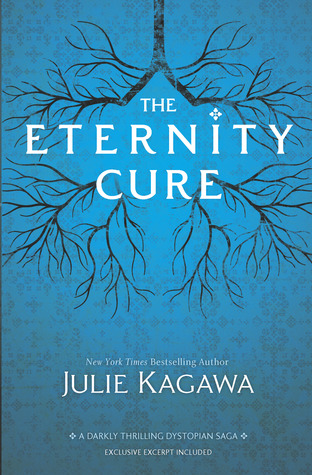 Review: The Eternity Cure (Blood of Eden #2) by Julie Kagawa