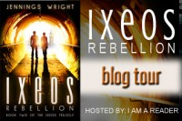 Review & Giveaway: Ixeos Rebellion by Jennings Wright