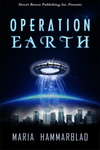 Spotlight: Operation Earth by Maria Hammarblad