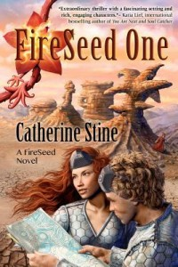 Review: Fireseed One by Catherine Stine