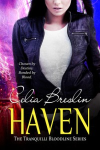 Review, Author Interview & Giveaway – Haven by Celia Breslin