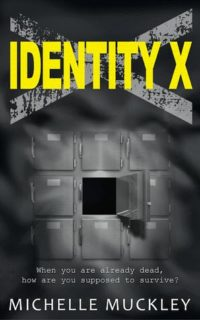ARC Review & Giveaway – Identity X by Michelle Muckley