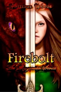 Release Day Review & Giveaway – Firebolt by Adrienne Woods