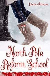 Release Day Review – North Pole Reform School by Jaimie Admans