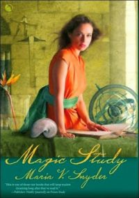Review – Magic Study (Study #2) by Maria V. Snyder