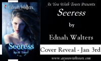 Cover Reveal – Seeress by Ednah Walters