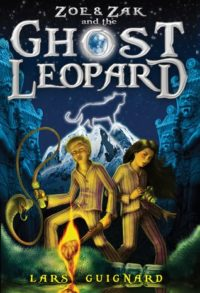 Middle Grade Highlight – Zoe & Zak Series by Lars Guignard