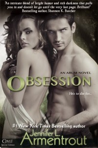 Review – Obsession by Jennifer L. Armentrout