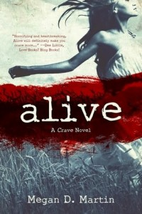 Review – Alive by Megan D. Martin