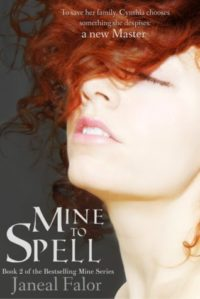 Review, Author Interview & Giveaway – Mine to Spell by Janeal Falor