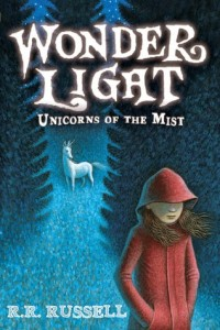 Middle Grade Spotlight – Unicorns of the Mist Series by R.R. Russell