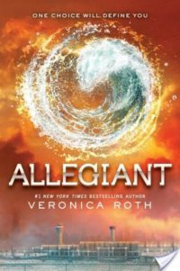 Review – Allegiant (Divergent #3) by Veronica Roth