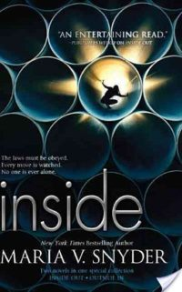Review – Inside Out by Maria V. Snyder