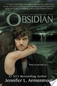 Review: Obsidian by Jennifer L. Armentrout