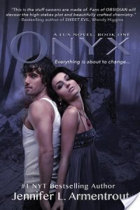 Review: Onyx (Lux #2) by Jennifer L. Armentrout