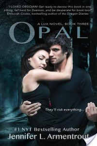 Review & Waiting on Wednesday – Opal by Jennifer L. Armentrout