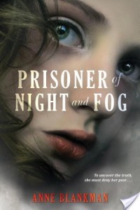 5 Star Review & Giveaway – Prisoner of Night and Fog by Anne Blankman
