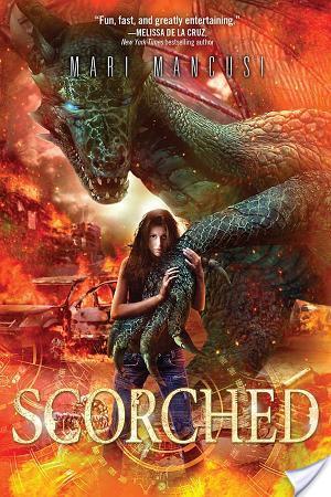 Random Reads Review – Scorched by Mari Mancusi