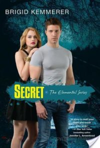 ARC Review – Secret (Elemental #4) by Brigid Kemmerer