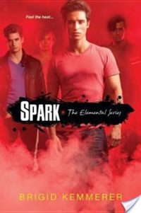 Review: Spark (Elemental #2)  by Brigid Kemmerer