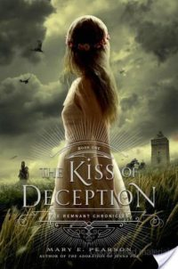 5 Star ARC Review – Kiss of Deception by Mary E. Pearson