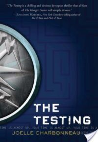 Review – The Testing by Joelle Charbonneau