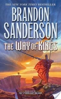 5 Star Review – The Way of Kings by Brandon Sanderson