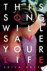 Review – This Song Will Save Your Life by Leila Sales