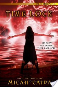 Review & Giveaway – Time Return and Time Lock by Micah Caida