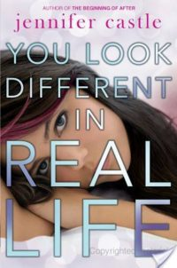 Review – You Look Different in Real Life by Jennifer Castle