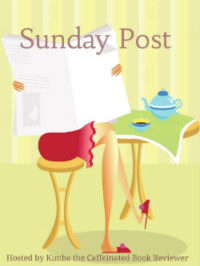 Sunday Post & Giveaways Galore – 4/8/18